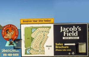 Jacobs Field - Photo Gallery of designer homes in New Lenox,Frankfort,Mokena,IL